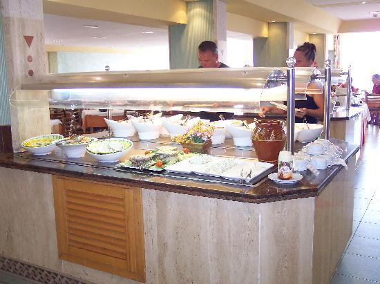 Insotel Hotel Formentera Playa: Ristorante