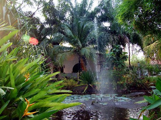 Secret Garden Chiang Mai: Der Springbrunnen