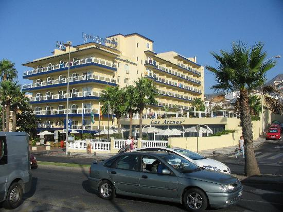 """Las Arenas Hotel : """"Las Arenas"""" from Bil-Bil Castillo"""