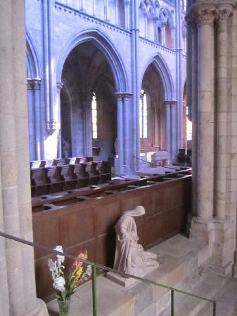 Saint-Vincent -- Saint-Malo : A most holy place