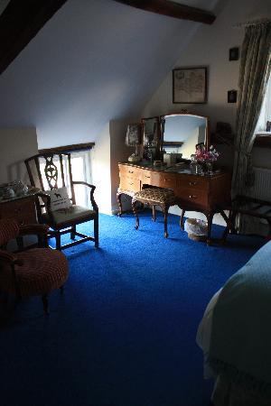 Colly Farm: bedroom 2