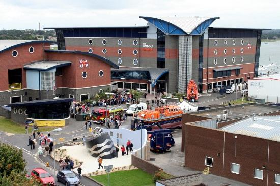 RNLI College: RNLI open dayat the college and HQ