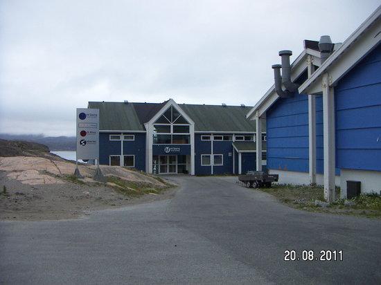 Foto dall'esterno hotel Qaqortoq