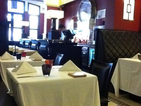New York Steakhouse: restaurant