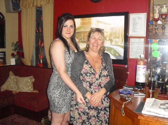 Cadeby Lodge: Me & Sue