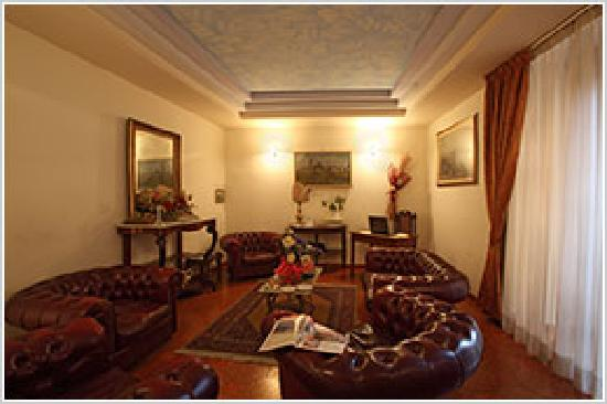 Hotel Piccolo Ritz : Saletta / Living room