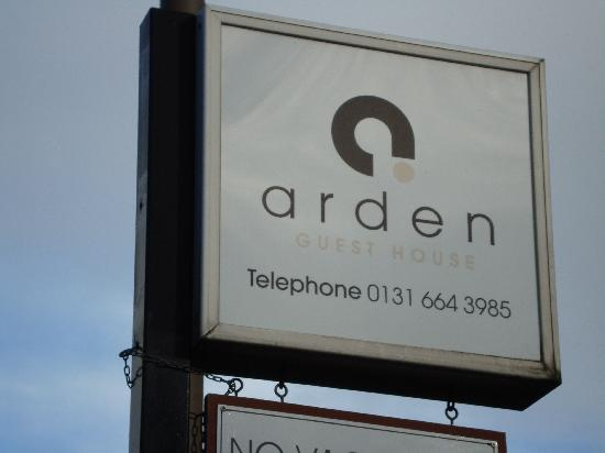 Arden Guest House: Arden B&B