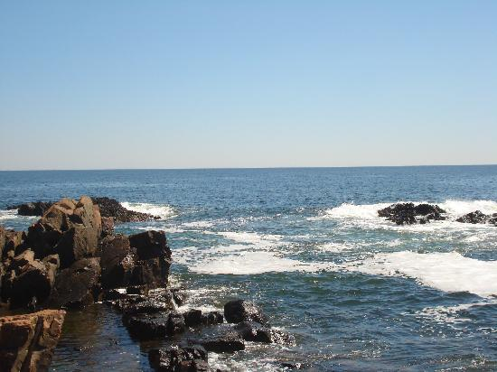 Stage Run by the Sea: Picture from Marginal Way