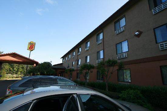 Super 8 Kelso Longview Area: Extérieur de l'hôtel