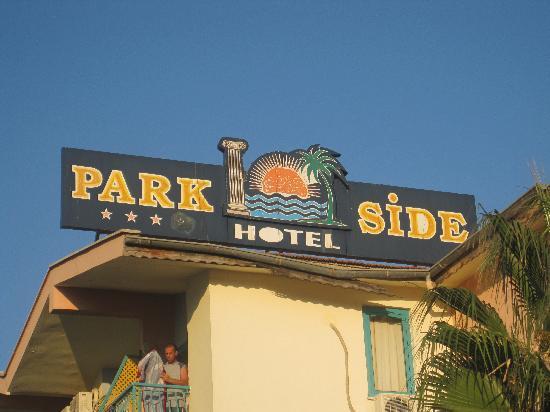 Park Side Hotel: Hotellet.