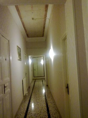 Hotel Texas: la hall dell albergo