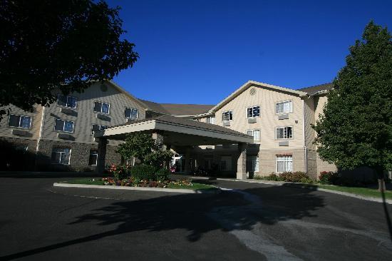 BEST WESTERN PLUS Kennewick Inn: Extérieur de l'hôtel
