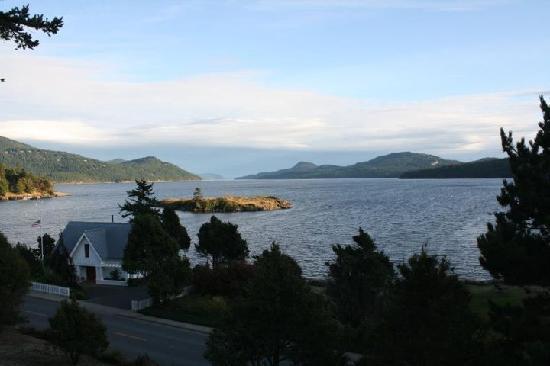 Landmark Orcas Island: Balcony