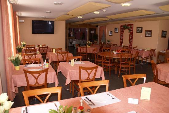 Hotel de Ville - Restaurant : le café