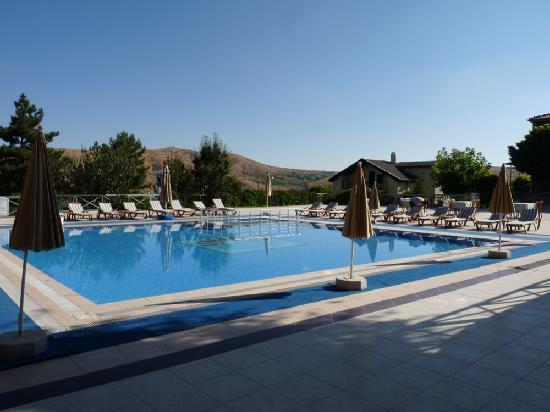 Dinler Hotels - Nevsehir: piscina