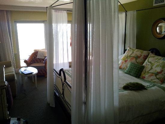 LaPlaya Beach & Golf Resort, A Noble House Resort: La camera fronte oceano