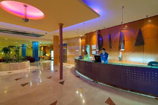 Hotel Benidorm Plaza: recepción
