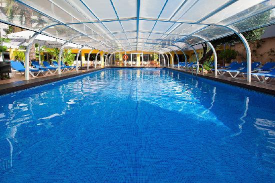 Hotel Benidorm Plaza: piscina