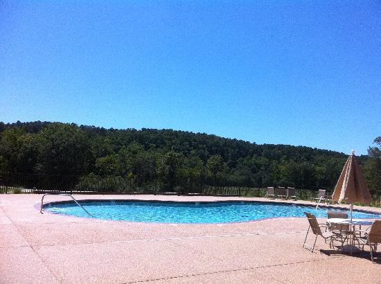 Catherine's Landing, an RVC Outdoor Destination: Pool area