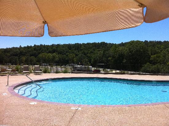 Catherine's Landing, an RVC Outdoor Destination: Pool deck