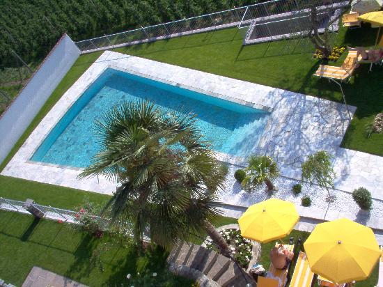 Pension Verdorfer: unser Schwimmbad