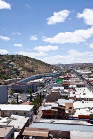 Fray Marcos De Niza: Nogales, Sonora