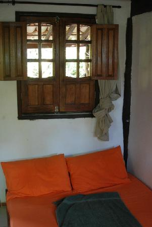 Maleleo Bed & Breakfast: A view of the bedroom
