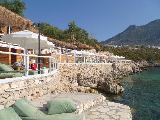 Pasha Apart-Hotel: Yali Beach Club