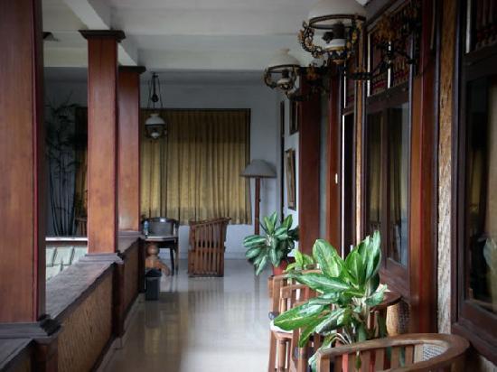 Mawar Homestay Balcony