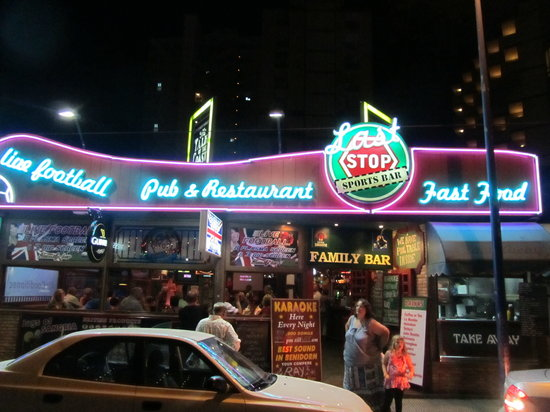 Last Stop Sports Bar