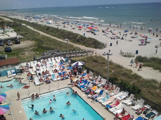 relaxing Picture of Landmark Resort Myrtle Beach