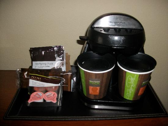 DoubleTree by Hilton Hotel Princeton : Wolfgang Puck Coffee and Tea