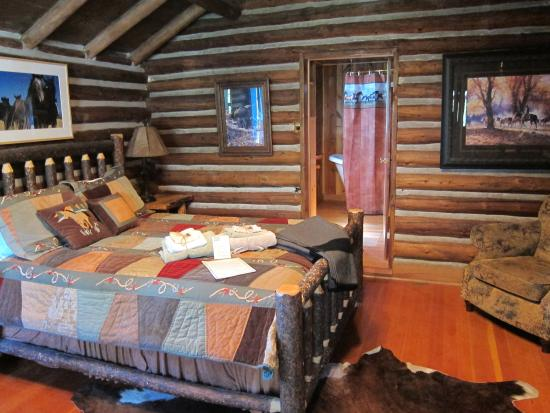 Covered Wagon Ranch: Inside