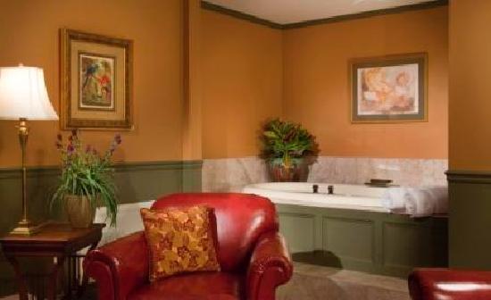 Hydrangea House Inn : Dudley Newton Suite
