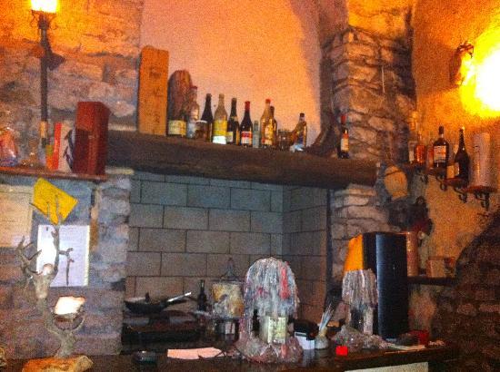 Taberna dei Sentori : La cucinetta di Marco