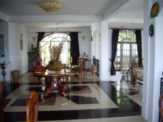 The Richmond House Kandy: The first floor with dining room