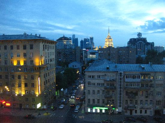 Lotte Hotel Moscow: View from room