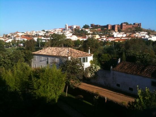 Colina dos Mouros: the view from our room