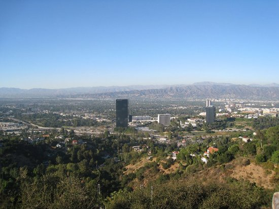 Mulholland Drive : that view