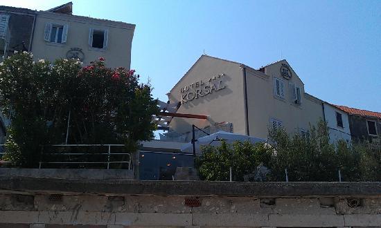 Hotel Korsal: hotel korsal