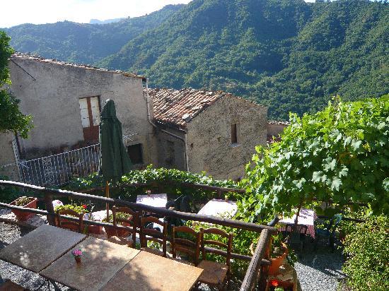 Breakfast terrace picture of a taverna intru u vicu for Breakfast terrace