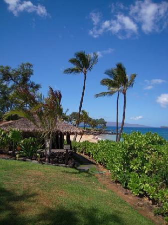 Makena Kai Day Spa: Day Spa right on Maluaka beach