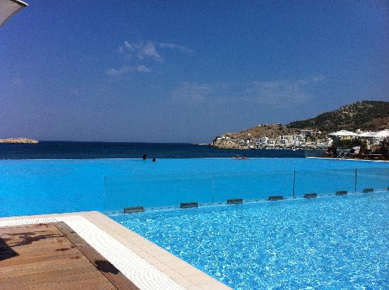 Alimounda Mare: Pool View