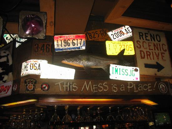 Geddy's: What a place it is