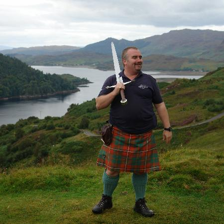 Highland Experience Tours: Our tour guide, Steve
