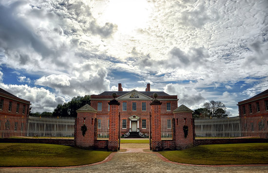 New Bern, Carolina do Norte: Tryon Palace