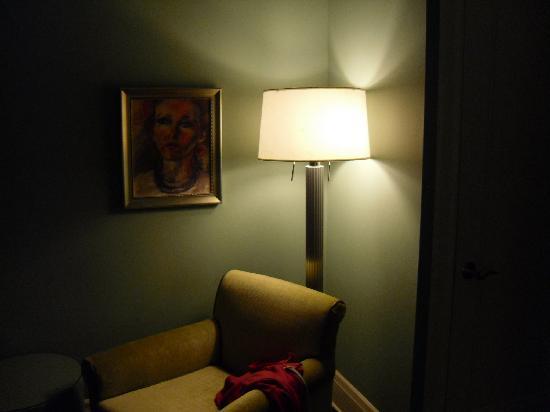 แกลเลอเรียพาร์ค,อะโจดิเดอวิฟร์ โฮเต็ล: Room1