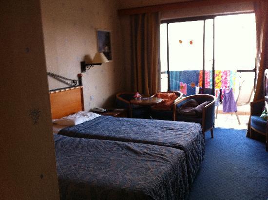 Anastasia Beach Hotel: Our room