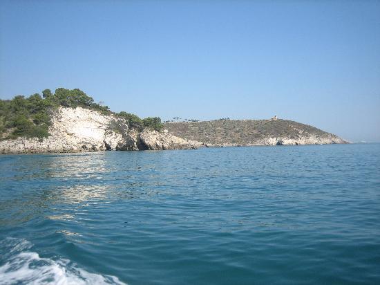 Defensola, Italia: Il mare di Vieste
