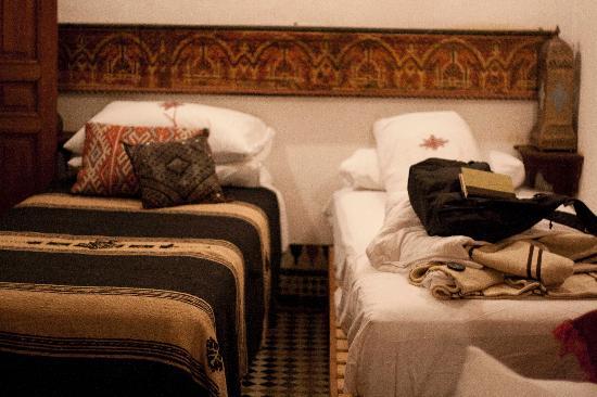 Dar El Menia : Beds